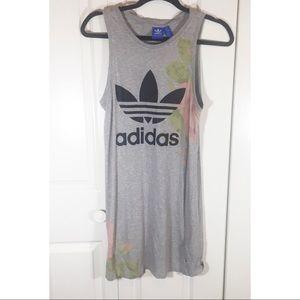 3454997d17 adidas Dresses - Adidas    Pastel rose collection tank dress